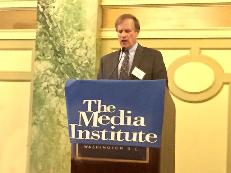 Gary Epstein, chair of the Incentive Auction Task Force of the Federal Communications Commission
