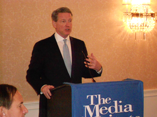 David Westin, president and CEO of NewsRight, LLC