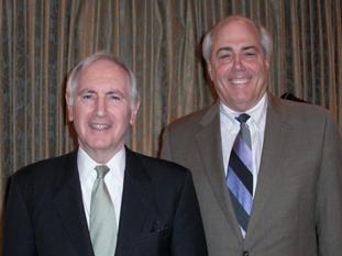 Ambassador Philip Verveer US Coordinator for Int'l Communications & Information Policy, US Dept. of State