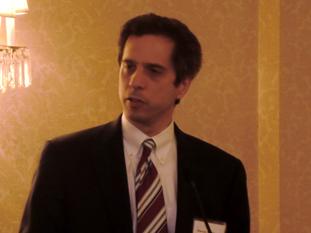 Steven Waldman, senior advisor to FCC Chairman Julius Genachowski