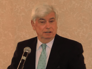 Sen. Christopher Dodd, President of the Motion Picture Association of America (MPAA)