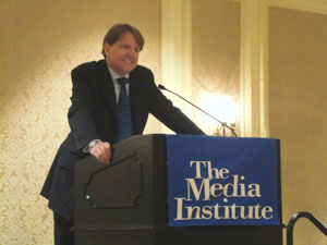 Commissioner Donald F. McGahn of the Federal Election Commission