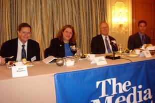 Kurt Wimmer, Prof. Jane Ginsburg, Cliff Sloan, David Sohn