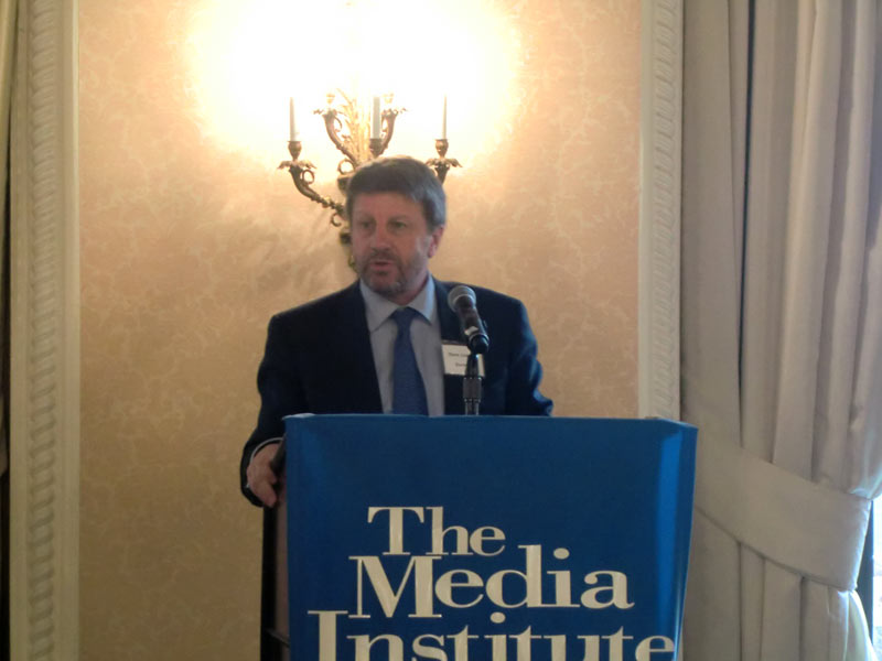 David Lougee, President of Gannett Broadcasting