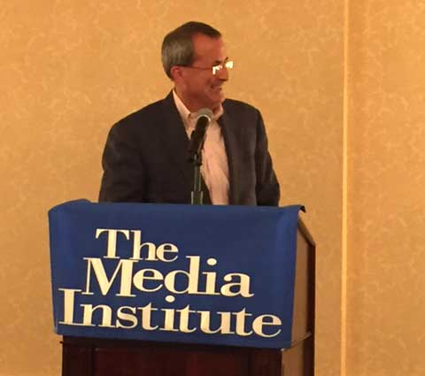 David Chavern, President and CEO of the Newspaper Association of America